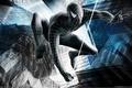 Picture defender, man, people, hero, spider, spider