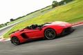 Picture speed, track, supercar, car, Lamborghini Aventador J