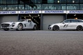 Picture E-class, Safety cars, SLS