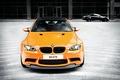 Picture orange, bmw, BMW, the front, orange, e92, daylight, carbon fiber roof, m3 gts