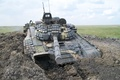 Picture Russia, grass, field, t-72 b, tank