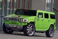Picture green, Hummer, tuning, geiger