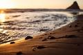 Picture sand, wave, beach, shore