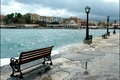 Picture Little Harbour, Greece, Much Wind, Crete
