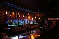 Picture alcohol, bar, bottle, glasses, lighting, lamp, stand, interior