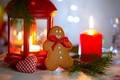 Picture holiday, heart, candles, cookies, Christmas, lantern, New year, Happy New Year, heart, Merry Christmas, holiday, ...