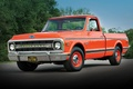 Picture C10, background, 1970, Fleetside, Pickup, pickup, the front, Chevrolet, Chevrolet