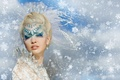 Picture makeup, face, girl, fantasy