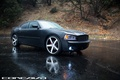 Picture Face, CW-5, Black, Matte, Machined, Charger, Dodge, auto, machine, auto, Concave, Wheels