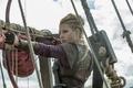 Picture Lagertha, Katheryn Winnick, The Vikings, Vikings, arrow, bow