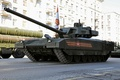 Picture T-14, May 9, Moscow, Armata, Rehearsal, Victory Parade