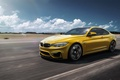 Picture German, Car, Speed, Front, Yellow, F82, BMW