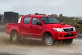 Picture Water, Auto, Japan, Australia, Wallpaper, Dirt, Squirt, Red, Toyota, Car, Pickup, Auto, Hilux, Wallpapers, 4x4, ...