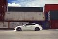 Picture hyundai, Hyundai, white, profile, white, coupe, containers, Genesis, genesis