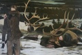 Picture picture, Norwegian artist, Christer Karlstad, Hunters and Collectors