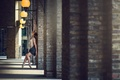 Picture ballerina, Pointe shoes, passion, Marine Fauvet, dance, legs