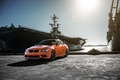 Picture German, Car, Bimmer, Battleship, Orange, E92, GTS, BMW