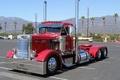 Picture custom, truck, big rig, peterbilt