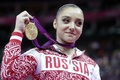 Picture girl, face, background, beauty, athlete, gold medal, gymnast, London 2012, London 2012, world champion, olympic ...