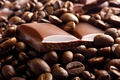 Picture slices, food, chocolate, grain, sweet, coffee