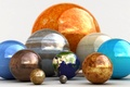 Picture Balls, Our Happy Family, Our Planet, Planets, The planet
