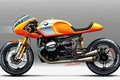 Picture NINETY, CONCEPT, 2013, BMW, Bike