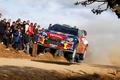 Picture DS3, Flies, The front, In The Air, Daniel Elena, People, WRC, Rally, Sebastien Loeb, Citroen, ...