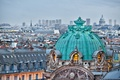 Picture France, Paris, building, home, roof, Paris, architecture, the dome, Palace, France, Ile-de-France, Grand Opera, Opera ...