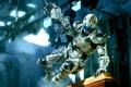 Picture Vanquish, Platinum Games, Shinji Mikami, Gideon Sam, unique combat suit.