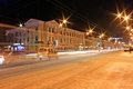 Picture Russia, Kaluga, Kaluga, machine, the city, Russia, the evening, lights