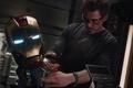 Picture Iron man, The Avengers, Marvel, Tony Stark