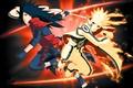 Picture game, anime, naruto, jounin, naruto shippuden, flame, doujutsu, genin, logo konohagakure no sato, fight, hitayate, ...