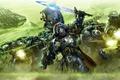 Picture battle, monolith, Ultramarines, Warhammer 40k, ultramarines