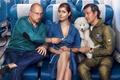 Picture Dmitriy Nagiev, Polar flight, Yuliya Snigir, Comedy, Egor Beroev