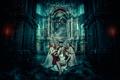 Picture fantasy, art, vampires