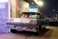 Picture retro, classic, 1959, the front, Ford