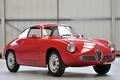 Picture Alfa Romeo Giulietta SZ 1960, beauty, classic, sports car, Alfa Romeo