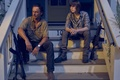 Picture The Walking Dead, Rick Grimes, Carl Grimes, The walking dead, Andrew Lincoln, Chandler Riggs