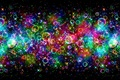Picture bubbles, colored, beauty, beautiful, rainbow, bubble, rainbow