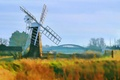 Picture mill, wind, The Waterpump