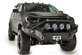 "Picture Toyota Tundra by Devolro, winch 4500 kg ""Warn"", wheels R35, fuel tank 180л, the 5.7 ..."