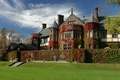 Picture Massachusetts, Lenox, Luxury Hotel, Berkshires, England, mansion, the city