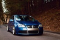 Picture R32, Golf, golf, volkswagen, before, tuning, blue