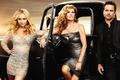 Picture the series, Hayden Panettiere, Connie Britton, blonde, dresses, car, Connie Britton, Charles Eastin, Nashville, Charles ...