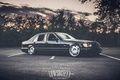 Picture mercedes-benz, c140, stance