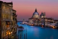 Picture channel, Venice, Italy