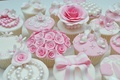 Picture decoration, wedding, cakes, sweet, cupcakes