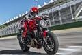 Picture Ducati, red, ride, bike, speed, 1200R, classic, Monster, Legend, 2016, road, moto