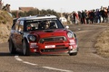 Picture Mini Cooper, Red, Rally, Red, People, WRC, MINI, Road, Mini Cooper, Race