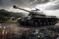 Picture tank, USSR, USSR, tanks, WoT, World of tanks, tank, World of Tanks, tanks, Is-3, Wargaming.Net, ...